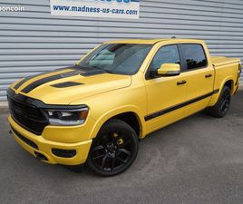 DODGE RAM 1500 CREW CAB RUMBLE BEE 4X4 GPL 2020