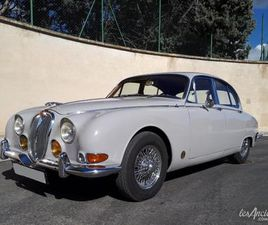JAGUAR S-TYPE 3.4 S - 1965