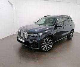 BMW X7 XDRIVE30D 195 KW (265 CV)