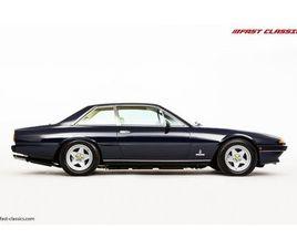 FERRARI 400I // BLU POZZI // UK RHD // 1 OF 180 UK SUPPLIED CARS