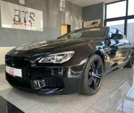 BMW M6 COUPE COMPETITION*B&O*AKRAPOVIC*CARBON*