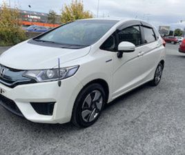 HONDA FIT HYBRID 1.5 ( AUTOMATIC ) LOW MILEAGE FOR SALE IN DUBLIN FOR €9599 ON DONEDEAL