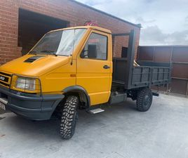 IVECO 4X4 - DAILY 40.10W