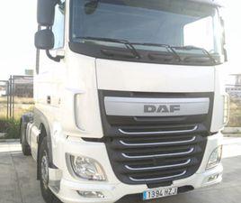DAF - XF FT SC 460