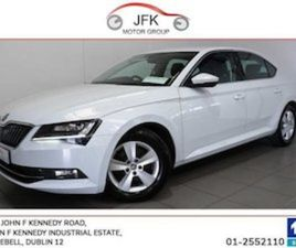 SKODA SUPERB 1.6 TDI 120BHP AMBITION // TRADE INS FOR SALE IN DUBLIN FOR €14950 ON DONEDEA