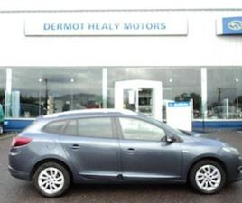 RENAULT GRAND MEGANE DCI 110 EDC LIMITED FOR SALE IN KERRY FOR €9950 ON DONEDEAL