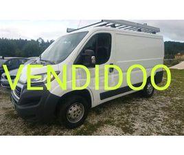 PEUGEOT - BOXER 330 L1H1 BLUEHDI 81KW 110CV
