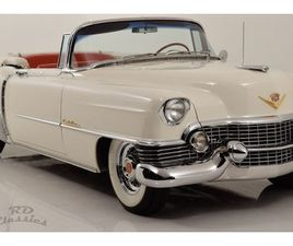 1954 CADILLAC ELDORADO CONVERTIBLE AUTO