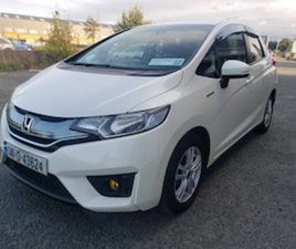 HONDA FIT HYBRID AUTOMATIC (LOW MILEAGE) FOR SALE IN DUBLIN FOR €9350 ON DONEDEAL