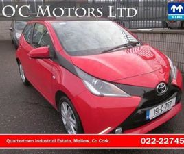 TOYOTA AYGO 1.0 VVT-I X-PLAY FOR SALE IN CORK FOR €7,650 ON DONEDEAL