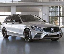 C300E AMG LINE NIGHT EDITION PREMIUM 5DR 9G-TRONIC