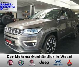JEEP COMPASS 1.3L GSE T4 LIMITED DCT 4X2