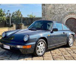 1990 PORSCHE 911/964 AUTO
