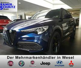 ALFA ROMEO STELVIO 2.0 TURBO 16V AT8-Q4 SPRINT