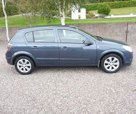 OPEL ASTRA 1.7 CDTI FOR SALE IN CORK FOR €1,975 ON DONEDEAL