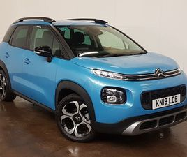 USED 2019 (19) CITROËN C3 AIRCROSS 1.5 BLUEHDI FLAIR 5DR [6 SPEED] IN EAST KILBRIDE