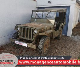 JEEP WILLYS M201