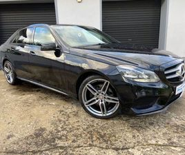 MERCEDES E250 CDI AMG LINE EXCELLENT SPEC FOR SALE IN TYRONE FOR £13,495 ON DONEDEAL