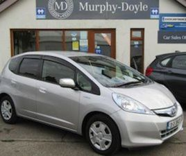 HONDA FIT 1.3 CVT HYBRID 5DR AUTO HEATED SEATS FOR SALE IN DUBLIN FOR €7950 ON DONEDEAL