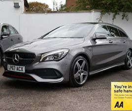 2.0 SHOOTING BRAKE 250 AMG 4MATIC 7G-DCT 5DR 1 OWNER 13000 MILES