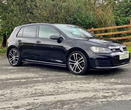 VOLKSWAGEN GOLF, 2014, 2.0 GTD, ONLY 65K MILES FOR SALE IN ARMAGH FOR £12,395 ON DONEDEAL