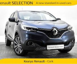 RENAULT KADJAR ICONIC DCI 115 BLUE START/STOP FOR SALE IN CORK FOR €28900 ON DONEDEAL