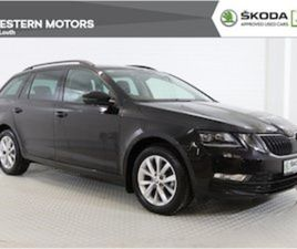 SKODA OCTAVIA C SOL 1.6TDI 115 BHP FOR SALE IN LOUTH FOR €25485 ON DONEDEAL