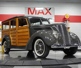 FOR SALE: 1937 FORD DELUXE IN PITTSBURGH, PENNSYLVANIA