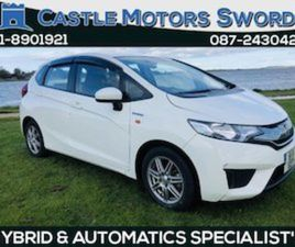 HONDA FIT GP5 HYBRID 5DR AUTO FOR SALE IN DUBLIN FOR €9750 ON DONEDEAL