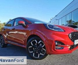 FORD PUMA 1.0L ECOBOOST MHEV 125PS ST-LINE X FOR SALE IN MEATH FOR €26,950 ON DONEDEAL