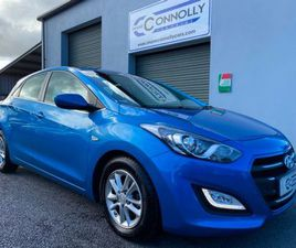 HYUNDAI I30 70 SE CRDI 110 BLUE DRIVE ISG START FOR SALE IN DONEGAL FOR €13,445 ON DONEDEA