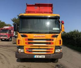 8X4 DOUBLE DIFF STEEL BODY TIPPER MANUAL GEARBOX 5