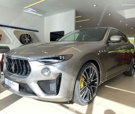 MASERATI LEVANTE GTS V8 - 2020