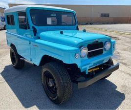 FOR SALE: 1967 NISSAN PATROL IN CADILLAC, MICHIGAN