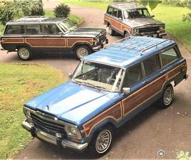 FOR SALE: 1988 JEEP GRAND WAGONEER IN BEMUS POINT , NEW YORK