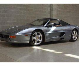 USED 1999 FERRARI 355 F1
