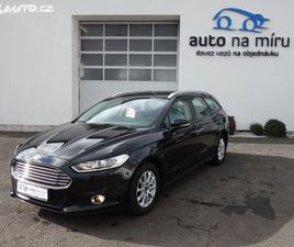 FORD MONDEO, 2.0TDCI110KW BUSINESS NAVI TOP