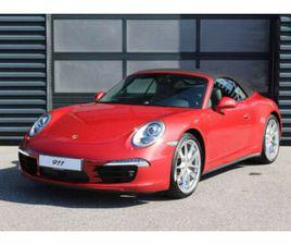 911 CARRERA 4 CABRIOLET 3.4I 350 4 PDK