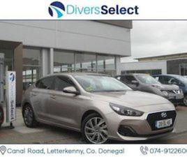 HYUNDAI I30 1.6 CRDI FASTBACK FOR SALE IN DONEGAL FOR €23945 ON DONEDEAL
