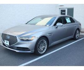 BRAND NEW SILVER COLOR 2021 GENESIS G90 PREMIUM FOR SALE IN CHANTILLY, VA 20151. VIN IS KM