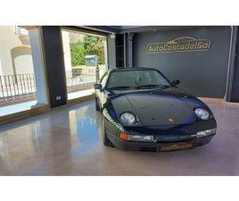 PORSCHE 928 5.0 S4 GT AUT. DEPORTIVO O COUPÉ DE SEGUNDA MANO EN MÁLAGA   AUTOCASION