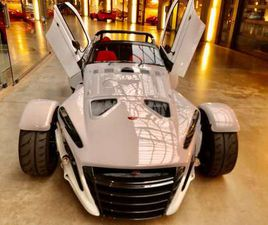 DONKERVOORT D8 GTO 40 JAHRE EDITION
