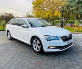 2016 SKODA SUPERB SE 2.0 TDI *PARK SENSORS,MFSW* FOR SALE IN TYRONE FOR £8995 ON DONEDEAL