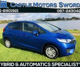 HONDA FIT DBA-GK3 5DR AUTO FOR SALE IN DUBLIN FOR €10799 ON DONEDEAL