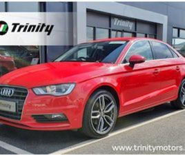 AUDI A3 SAL 1.6TDI 110 SE 4DR LOW MILES FOR SALE IN WEXFORD FOR €21945 ON DONEDEAL
