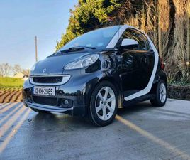 SMART FORTWO ( MERCEDES)TWO SEATER TOWN CAR FOR SALE IN WESTMEATH FOR €5,650 ON DONEDEAL