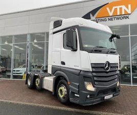 2014 MERCEDES ACTROS 6X2 TRACTOR UNIT AUTOMATIC FOR SALE IN MEATH FOR €23995 ON DONEDEAL