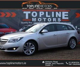 OPEL INSIGNIA 2.0CDTI NCTED//FULLY SERVICED//IMMA FOR SALE IN DUBLIN FOR €5,995 ON DONEDEA