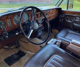 1978 ROLLS-ROYCE SILVER SHADOW II FOR SALE