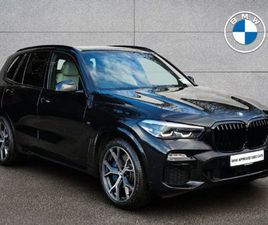 BMW X5 X5 XDRIVE30D M SPORT FOR SALE IN CORK FOR €97,400 ON DONEDEAL